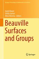Beauville Surfaces and Groups [electronic resource]