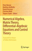 Numerical algebra, matrix theory, differential-algebraic equations and control theory [electronic resource] : festschrift in honor of Volker Mehrmann