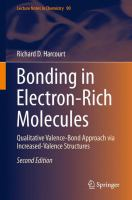 Bonding in Electron-Rich Molecules [electronic resource] : Qualitative Valence-Bond Approach via Increased-Valence Structures