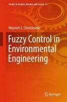 Fuzzy Control in Environmental Engineering [electronic resource]