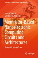 Memristor-Based Nanoelectronic Computing Circuits and Architectures [electronic resource]