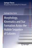 Morphology, Kinematics and Star Formation Across the Hubble Sequence of Galaxies [electronic resource]