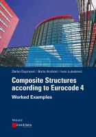 Composite structures according to eurocode 4 [electronic resource] : worked examples