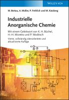 Industrielle Anorganische Chemie [electronic resource]