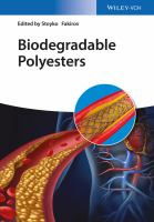 Biodegradable polyesters [electronic resource]