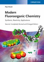 Modern Fluoroorganic Chemistry [electronic resource]