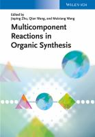 Multicomponent reactions in organic synthesis [electronic resource]