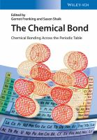 The chemical bond [electronic resource] : chemical bonding across the perodic table