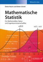 Mathematische statistik [electronic resource] : für Mathematiker, natur- und ingenieurwissenschaftler