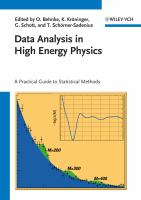 Data analysis in high energy physics [electronic resource] : a practical guide to statistical methods