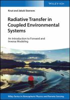 Radiative transfer in coupled environmental systems [electronic resource] : an introduction to forward and inverse modeling