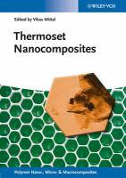 Thermoset nanocomposites [electronic resource]