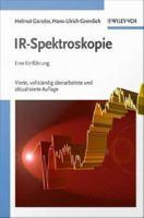 IR-Spektroskopie [electronic resource] : eine Einführung
