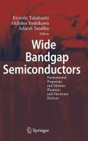 Wide bandgap semiconductors [electronic resource] : fundamental properties and modern photonic and electronic devices