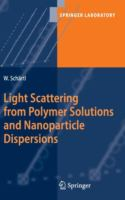 Light scattering from polymer solutions and nanoparticle dispersions [electronic resource]