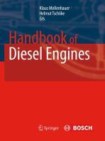 Handbook of Diesel Engines [electronic resource]
