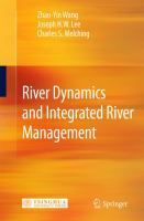River Dynamics and Integrated River Management [electronic resource]