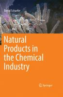 Natural Products in the Chemical Industry [electronic resource]
