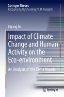 Impact of Climate Change and Human Activity on the Eco-environment [electronic resource] : An Analysis of the Xisha Islands