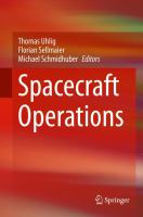 Spacecraft Operations [electronic resource]