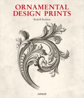 Ornamental design prints : from the fifteenth to the twentieth century