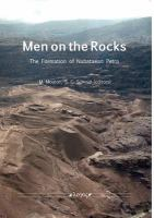 Men on the rocks : the formation of Nabataean Petra : proceedings of a conference held in Berlin, 2-4 December 2011