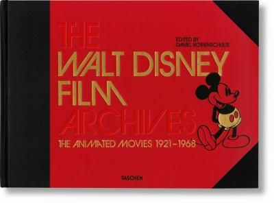 the animated movies 1921-1968