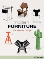 Modern furniture : 150 years of design = Meubles modernes : 150 ans de design = Moderne Möbel : 150 Jahre Design.
