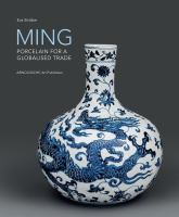 Ming : porcelain for a globalised trade
