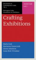 Crafting exhibitions