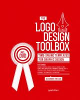 The logo design toolbox : time-saving templates for graphic design