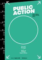 Social design - public action : arts as urban innovation