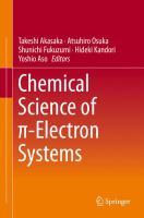 Chemical Science of π-Electron Systems [electronic resource]