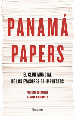Panamá papers book jacket