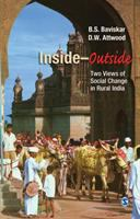 Inside-outside : two views of social change in rural India