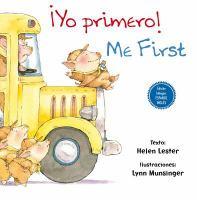Yo primero!: Me first