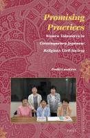 Promising practices : women volunteers in contemporary Japanese religious civil society