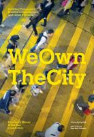 We own the city : enabling community practice in architecture and urban planning