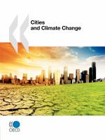 Cities and climate change.