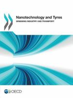 Nanotechnology and tyres [electronic resource] : greening industry and transport.