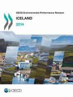 OECD environmental performance reviews [electronic resource] : Iceland 2014.