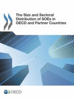 The size and sectoral distribution of SOEs in OECD and partner countries [electronic resource].