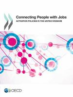 Connecting people with jobs [electronic resource] : activation policies in the United Kingdom.