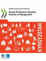 Social protection system review of kyrgyzstan /
