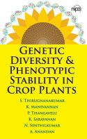 Genetic diversity and phenotypic stability in crop plants /