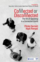 Connected or disconnected : the art of operating in a connected world /