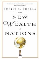 New wealth of nations /