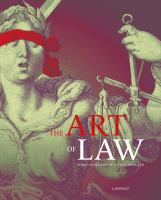 Art of law : three centuries of justice depicted /