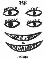 Arab Spring & Aaron Winter : the work of 75B