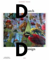 Dutch Design jaarboek 2015 = Dutch Design yearbook 2015
